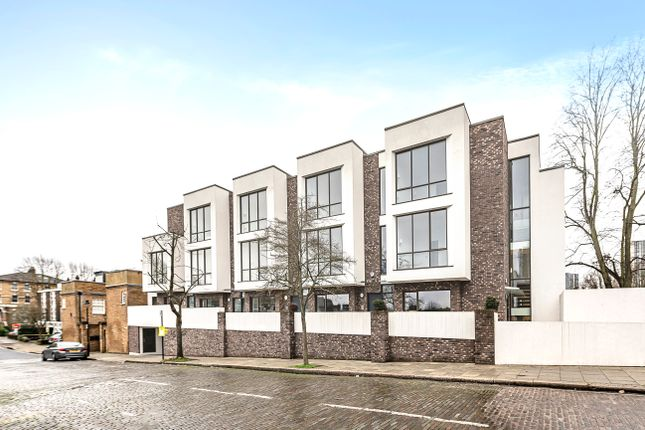 Thumbnail Property to rent in Elsworthy Rise, London