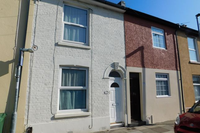 Thumbnail Terraced house to rent in Guildford Road, Fratton, Portsmouth
