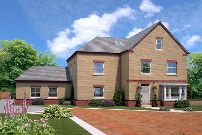 Thumbnail Link-detached house for sale in The Allerton, Elmete Lane, Roundhay, Leeds
