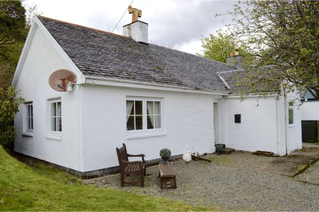 Thumbnail Cottage for sale in Tiroran, Isle Of Mull