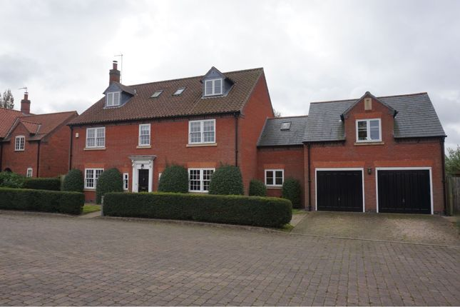 Thumbnail Detached house to rent in St. Winifreds Court, Nottingham