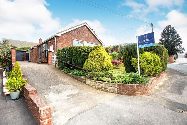 Thumbnail Bungalow to rent in Lincoln Crescent, South Elmsall, Pontefract