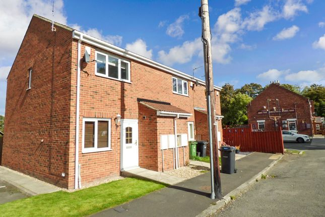 Thumbnail Terraced house to rent in Chatton Wynd, West Sleekburn, Choppington
