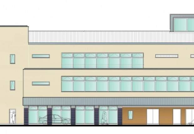 Thumbnail Office to let in Dock Street / Railway Street, Strabane, County Tyrone