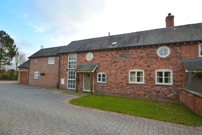 Semi-detached house for sale in Byley, Middlewich