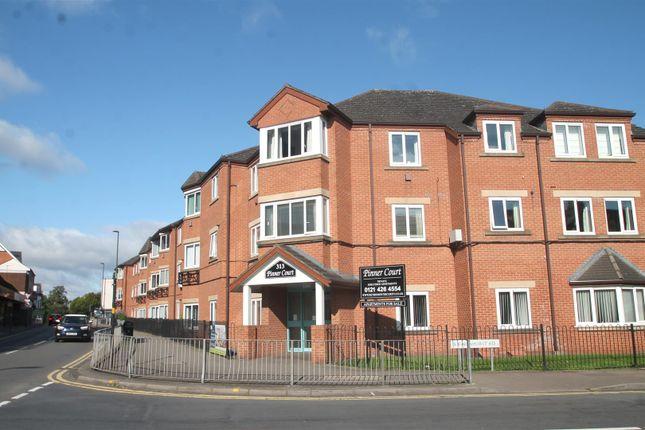 Thumbnail Flat for sale in Lingfield Court, Harborne, Birmingham