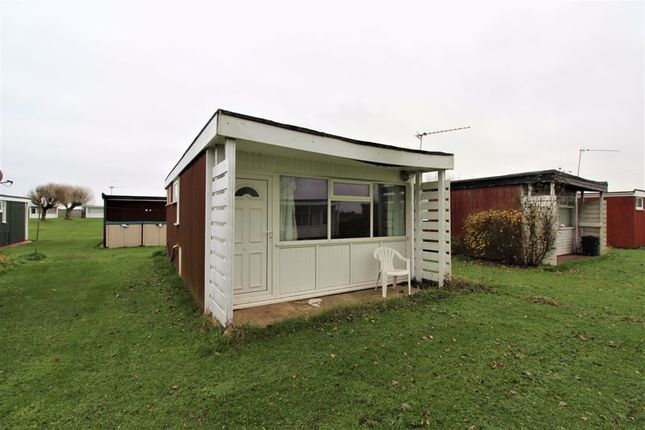 Front of Hawaii Beach Bungalows, Newport, Hemsby, Great Yarmouth NR29