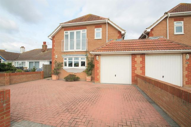 Thumbnail Link-detached house for sale in The Meadway, Shoreham-By-Sea