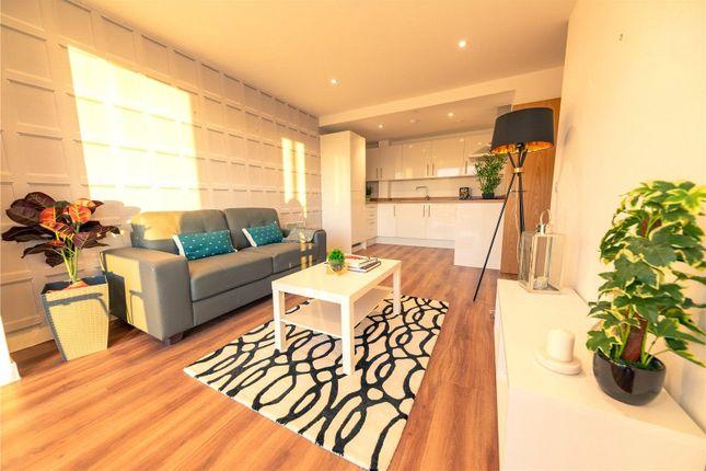 Thumbnail Flat to rent in Gateway, 15 Trafford Road, Salford