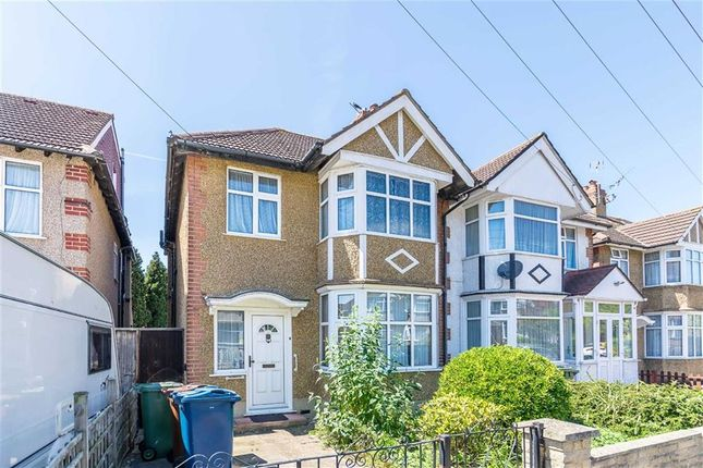 3 bed semi-detached house for sale in Park Lane, South Harrow, Middlesex