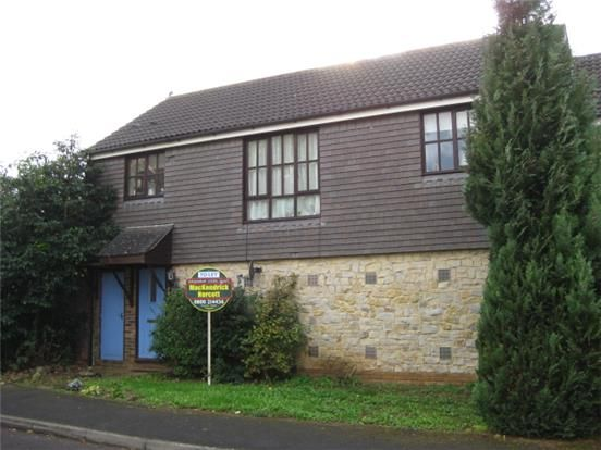 Thumbnail Flat to rent in Long Croft, Yate, Bristol