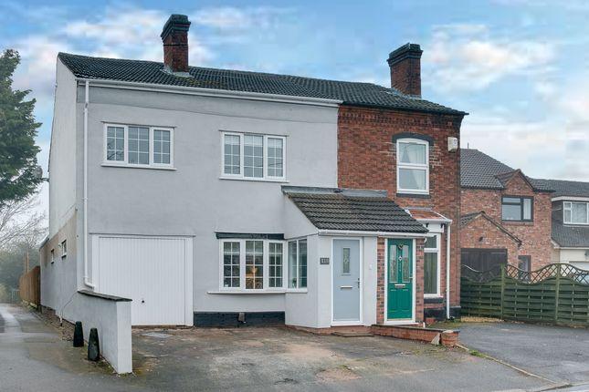 Thumbnail Semi-detached house for sale in Feckenham Road, Headless Cross, Redditch
