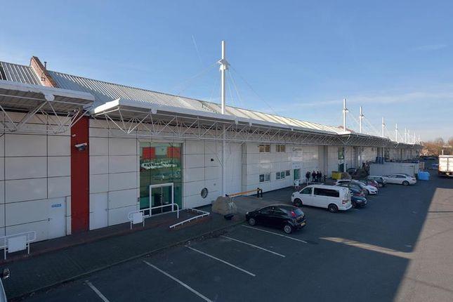 Thumbnail Light industrial to let in Unit 11 Glacier Buildings, Brunswick Business Park, Harrington Road, Liverpool, Merseyside