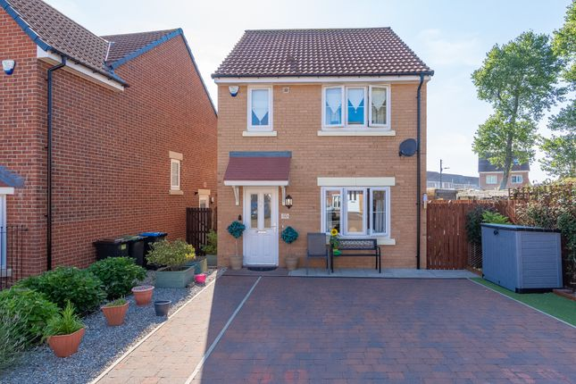 Thumbnail Detached house for sale in The Chequers, Consett