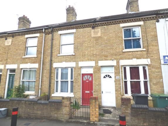 Thumbnail Terraced house for sale in Clarence Road, Millfield, Peterborough, Cambridgeshire