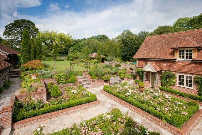 Courtyard Garden of Parkwater Lane, Whiteparish, Salisbury SP5