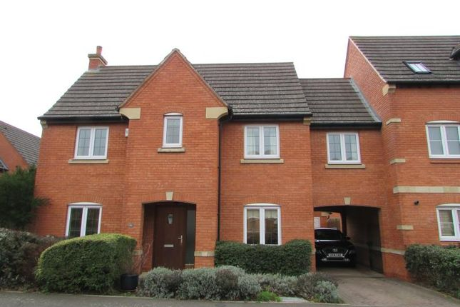 Thumbnail Semi-detached house to rent in Blyth Close, Cawston, Rugby
