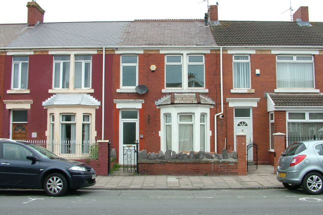 Thumbnail Flat to rent in Victoria Road, Port Talbot