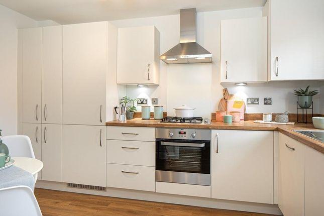 "Thumbnail Semi-detached house for sale in ""Folkestone"" at Burniston Close, Melksham"