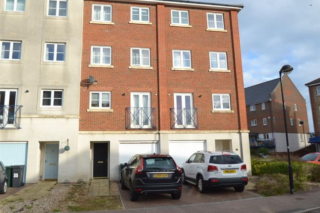 Thumbnail Terraced house for sale in Barbuda Quay, Eastbourne