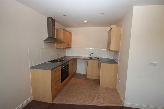 Thumbnail Flat to rent in West Row House, 34 Durham Road, Blackhill, Consett