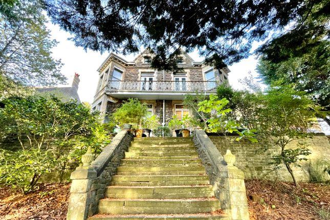 Thumbnail Detached house for sale in Dinas Baglan Road, Baglan, Port Talbot