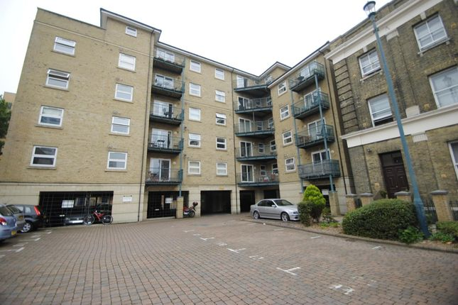 Thumbnail Flat for sale in Neptune House Neptune Way, Southampton