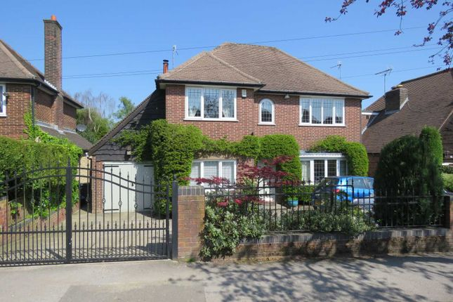 Thumbnail Detached house for sale in Kenwell Drive Bradway, Sheffield