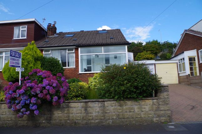 Thumbnail Semi-detached house for sale in Bottom O Th Moor, Horwich, Bolton