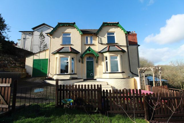 Thumbnail Detached house for sale in Barrack Hill, Newport