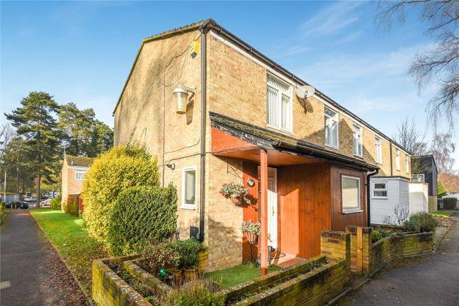 Thumbnail End terrace house to rent in Claverdon, Bracknell, Berkshire
