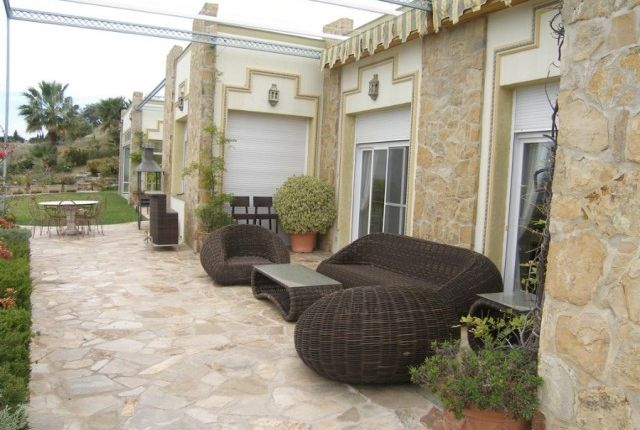 Terraces of Spain, Málaga, Mijas