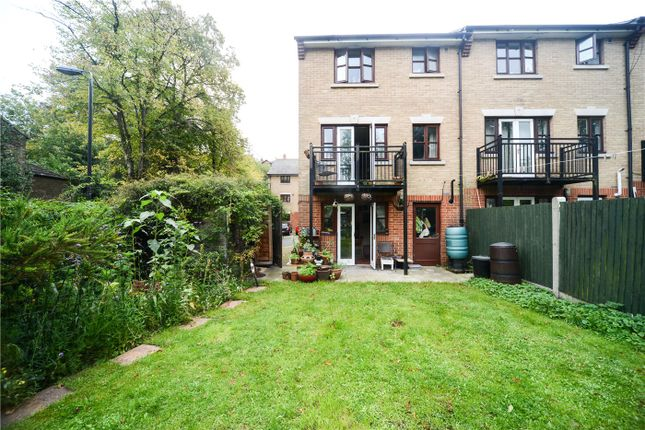 Thumbnail End terrace house for sale in New Green Place, London