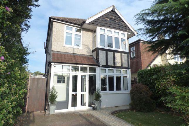 Thumbnail Detached house for sale in Stanham Road, Dartford, Kent