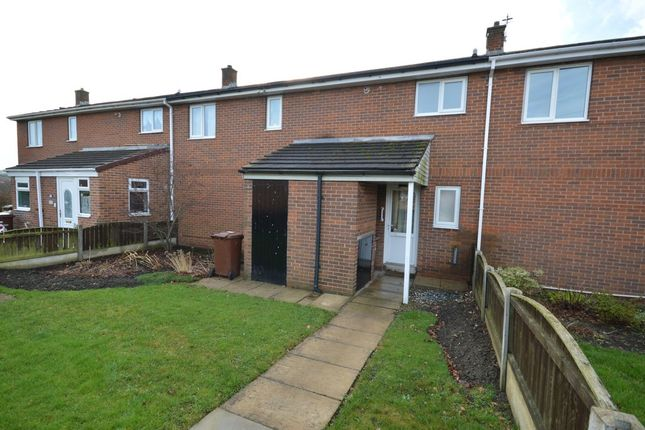 Thumbnail Town house for sale in Newfield Court, Normanton