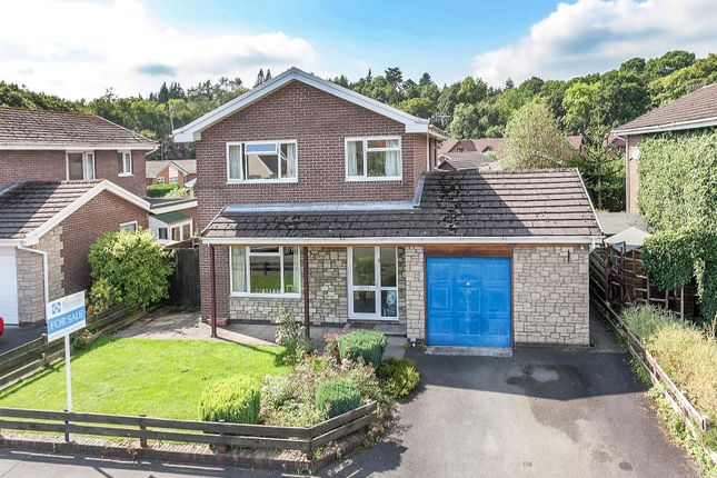 Thumbnail Detached house for sale in Glandwr Park, Builth Wells