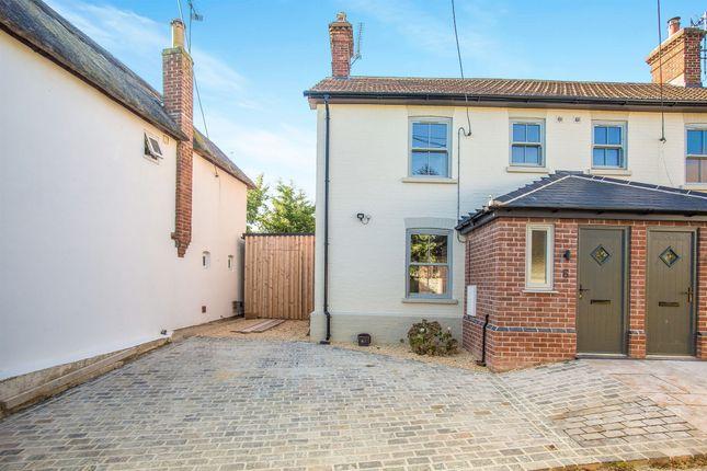 Thumbnail Semi-detached house for sale in Littlefield Lane, Sixpenny Handley, Salisbury