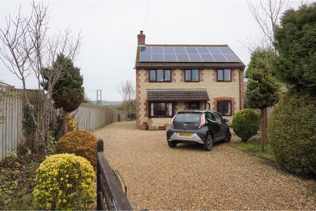 Thumbnail Detached house to rent in North Cheriton, Templecombe