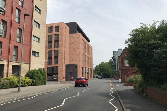 Thumbnail Flat to rent in Harrow Street, Sheffield