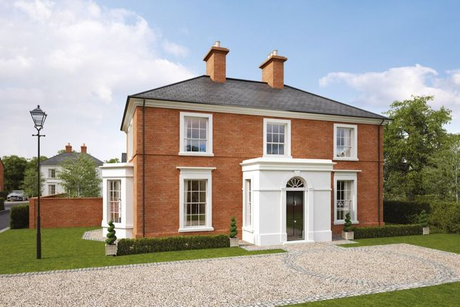 Thumbnail Detached house for sale in Avondale, Upper Road, Greenisland