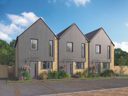Thumbnail Terraced house for sale in The Chase, Newhall, Harlow, Essex