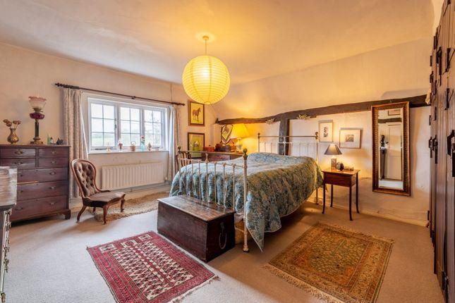 Bedroom of The Street, Selmeston, East Sussex BN26