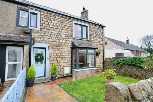 Thumbnail Terraced house for sale in Halton Road, Nether Kellet, Carnforth