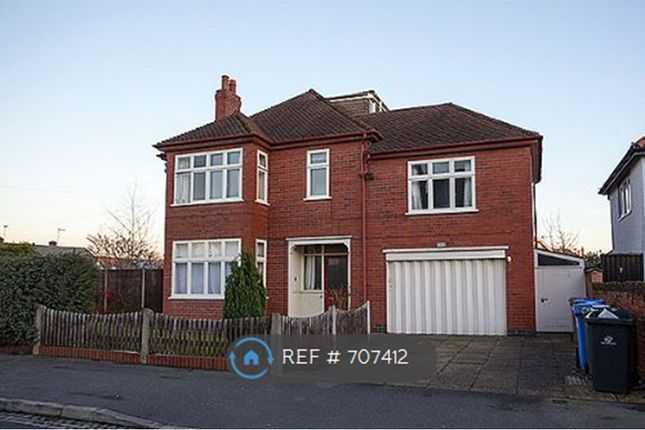 Thumbnail Detached house to rent in Thornhill Road, Derby