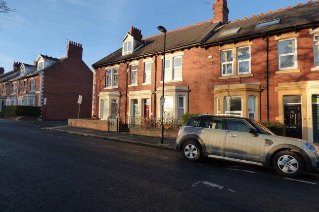 Thumbnail Terraced house to rent in Osborne Avenue, Jesmond, Newcastle Upon Tyne, Tyne And Wear