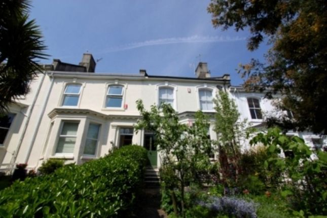 Thumbnail Flat to rent in Fitzroy Terrace, Fitzroy Road, Stoke, Plymouth