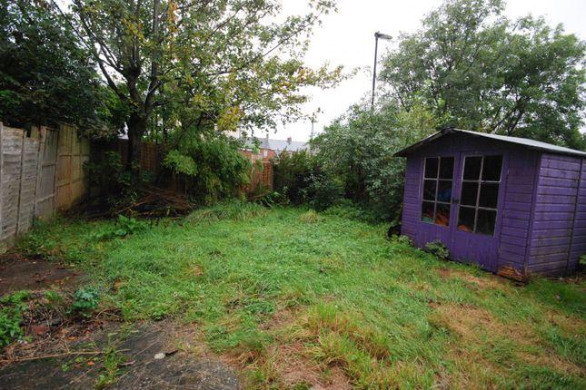 Garden of Warkworth Drive, Wideopen, Newcastle Upon Tyne NE13
