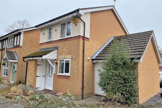 2 bed link-detached house for sale in Barrie Close, Whiteley, Fareham PO15