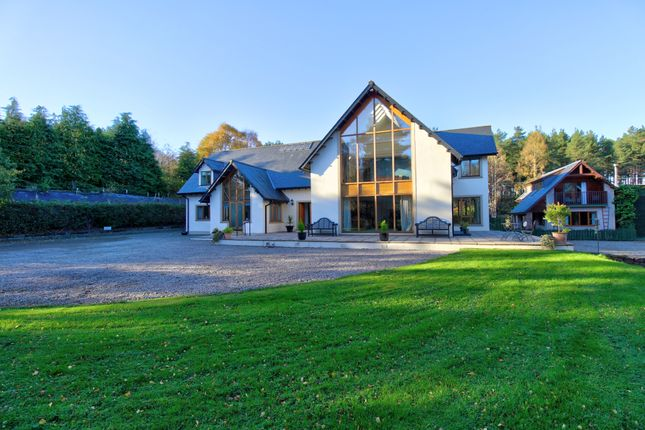 Thumbnail Detached house for sale in Artafallie, North Kessock, Inverness