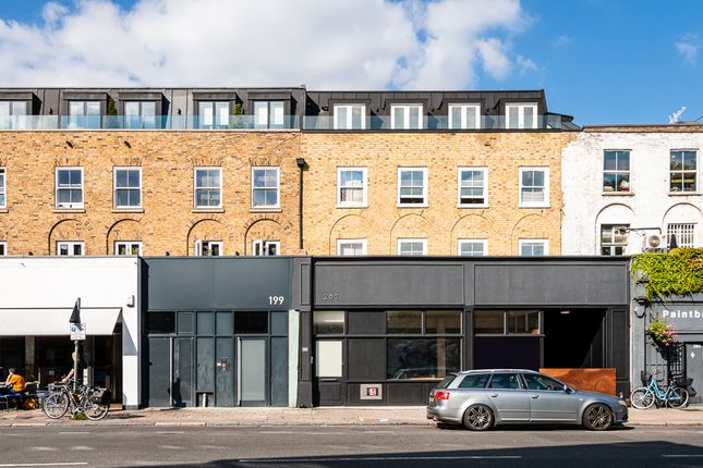Thumbnail Commercial property for sale in Hackney Road, Shoreditch, Hackney, London